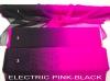 ELECTRIC PINK-BLACK