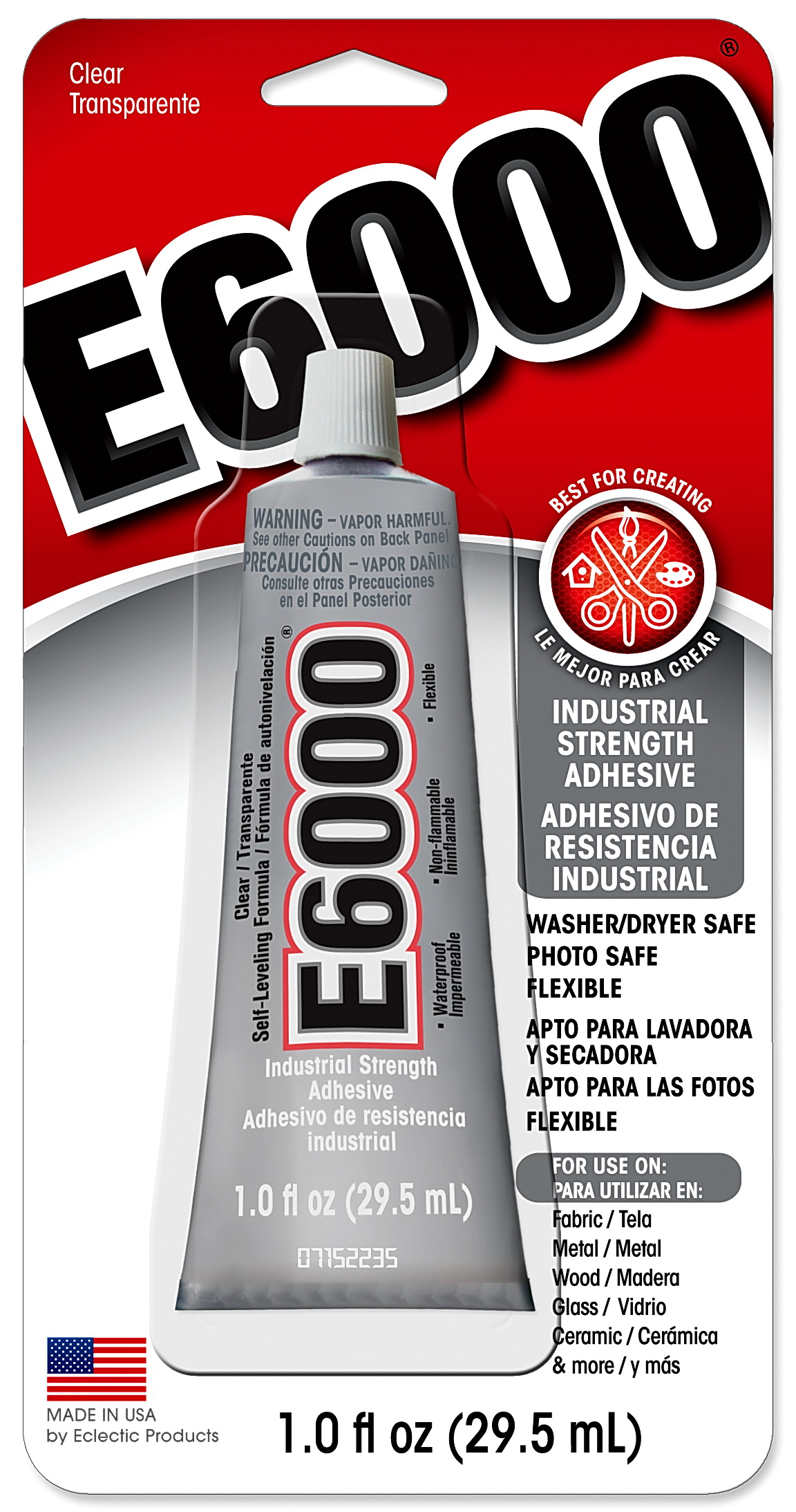e6000 craft 1.0 oz