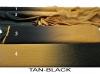 TAN-BLACK